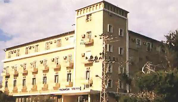 מלון תדמור