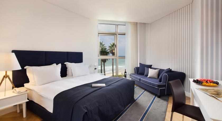 חדר שינה מלון דניאל