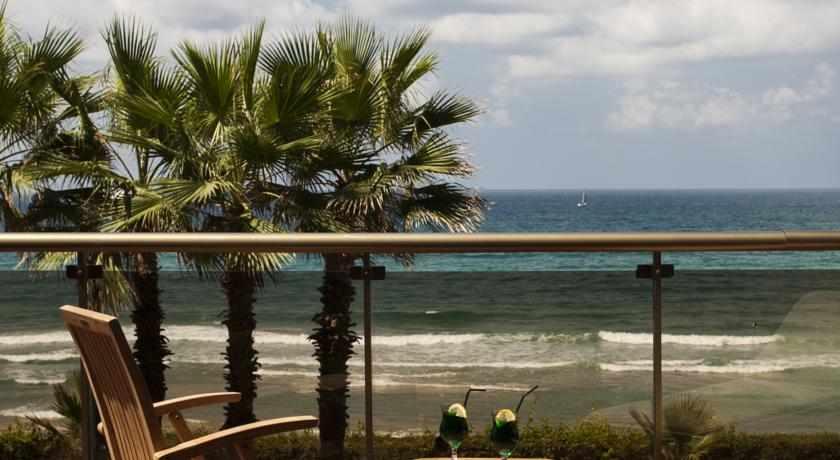 נוף לים מלון דניאל