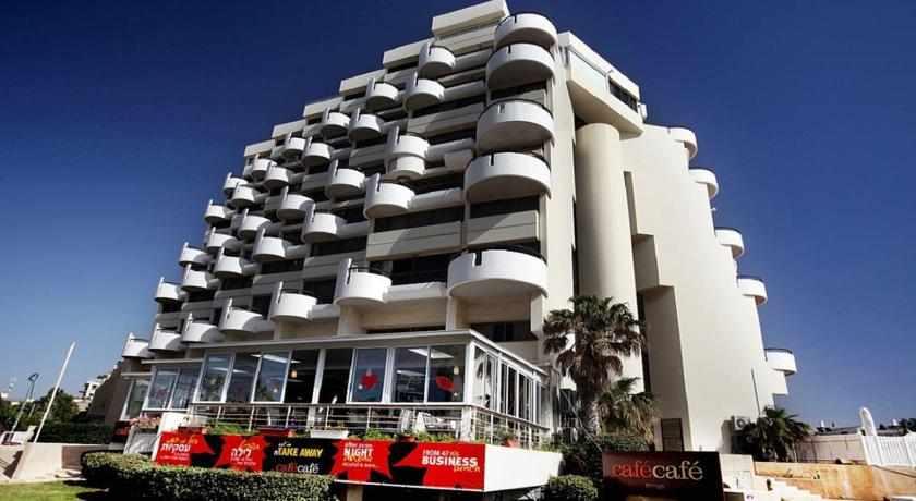 מלון מרין הייטס בהרצליה