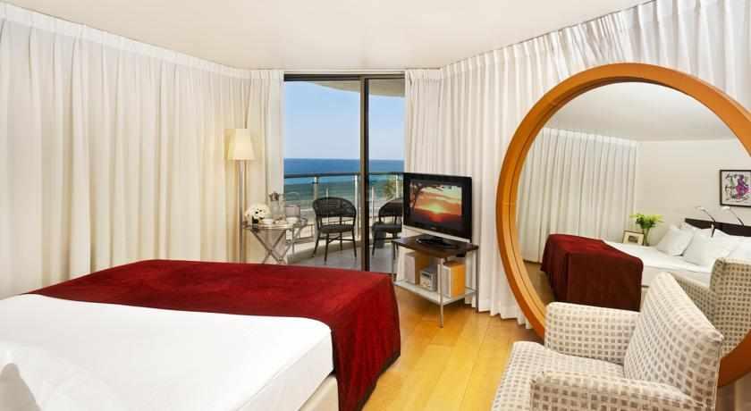 חדר זוגי מלון שיזן