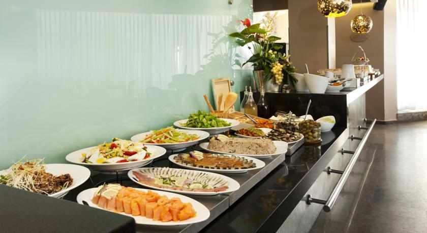 ארוחת בוקר מלון שיזן