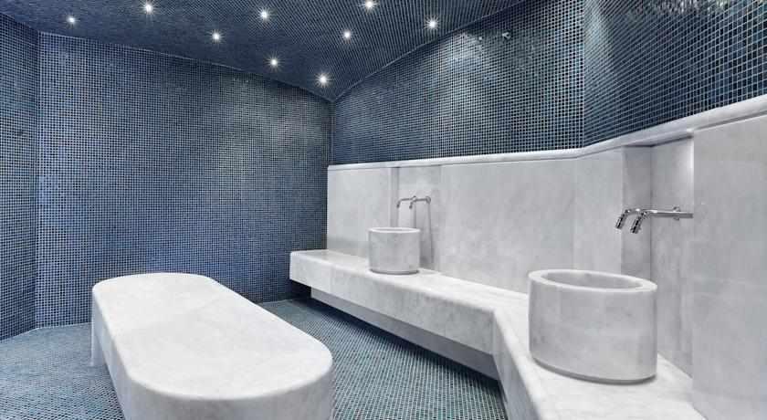 חמאם טורקי מלון ריץ קרלטון